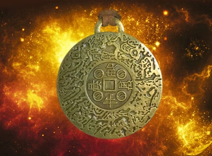 amuleto soldi money amulet